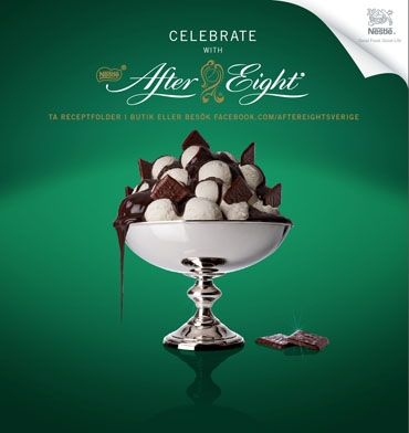 After Eight kampanjer