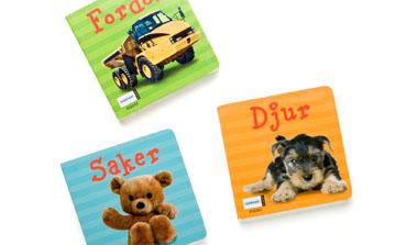 Böcker och barnböcker