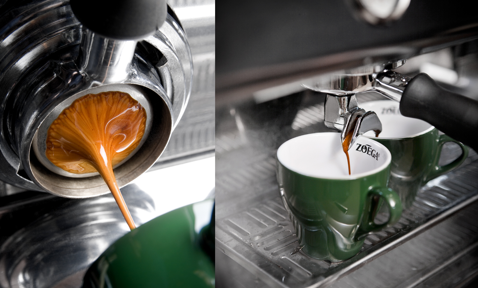 Kaffefotografering